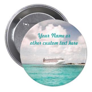 En botón del personalizado del puerto