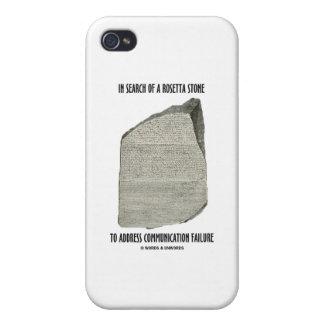 En busca de la comunicación de la dirección de la  iPhone 4/4S fundas