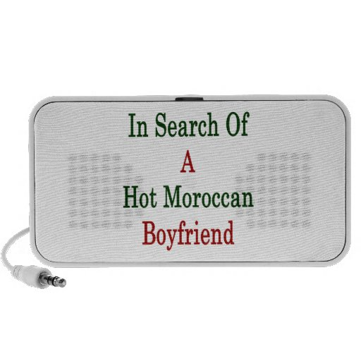 En busca de un novio marroquí caliente portátil altavoz