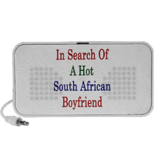 En busca de un novio surafricano caliente portátil altavoces