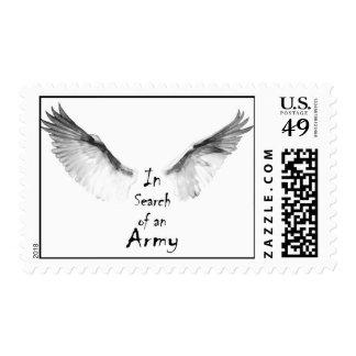 En busca de un sello del ejército