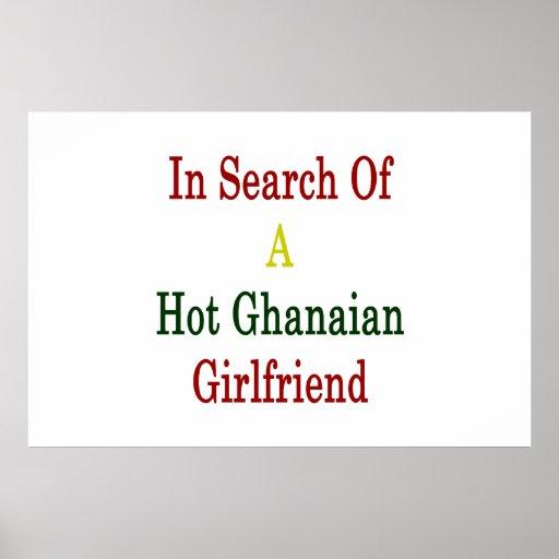 En busca de una novia ghanesa caliente posters