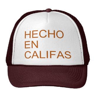 En Califas de Hecho Gorro De Camionero