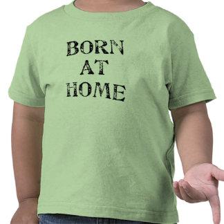 En casa camiseta llevada