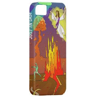 En caso de apocalipsis iPhone 5 funda