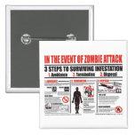 En caso de BOTÓN del ataque del zombi Pin