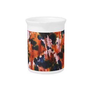 En color vivo jarras de beber