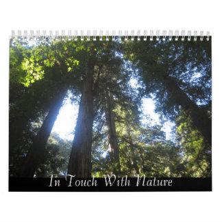En contacto con calendario de la naturaleza