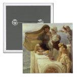 En Cradle del Aphrodite, 1908 (aceite en el panel) Pins
