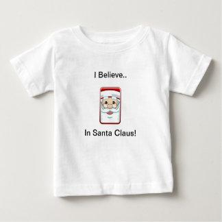 En crea en la camiseta de Santa Poleras