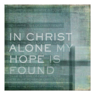 En Cristo solo Impresiones
