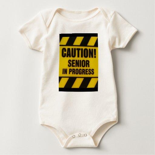 En curso mayor body para bebé