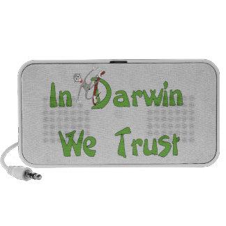 En Darwin confiamos en Notebook Altavoz
