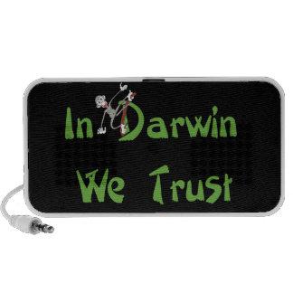 En Darwin confiamos en Altavoz De Viajar