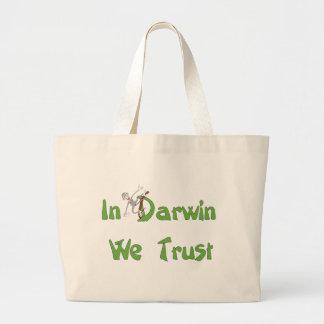 En Darwin confiamos en Bolsa Tela Grande