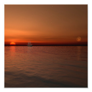 En descanso navegando foto