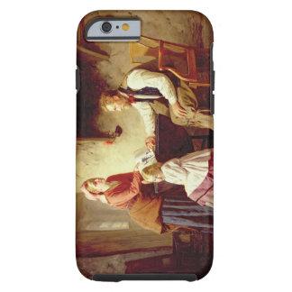 En deshonra, 1875 (aceite en lona) funda para iPhone 6 tough