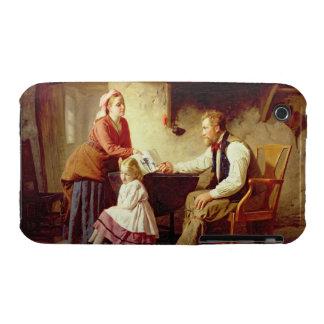 En deshonra, 1875 (aceite en lona) iPhone 3 carcasa