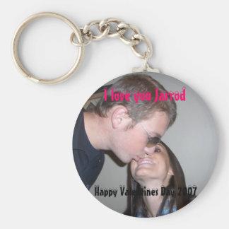 En diciembre de 2006 012, te amo Jarrod tanto ha… Llaveros