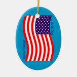 En dios confiamos en al cristiano América del ~ Adorno De Navidad
