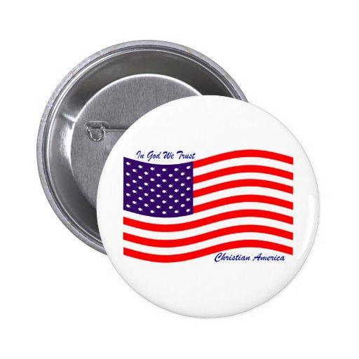 En dios confiamos en al cristiano América del ~ Pins