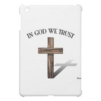 En dios confiamos en con la cruz rugosa
