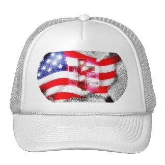 En dios confiamos en el gorra