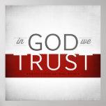 En dios confiamos en I Posters