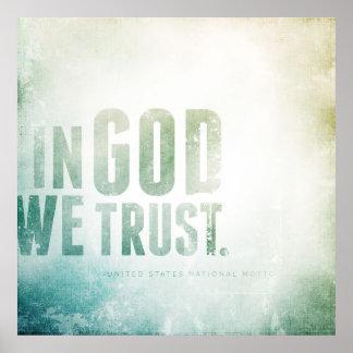En dios confiamos en II Póster