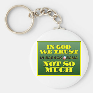 En dios confiamos en llavero
