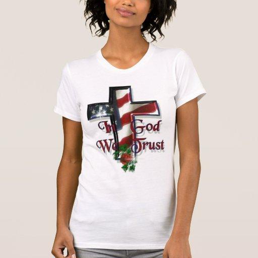 En dios confiamos en t shirts