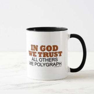En dios confiamos en. ¡Todos los otros nosotros