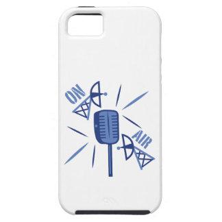 En el aire iPhone 5 coberturas