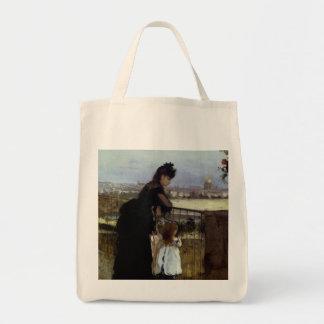 En el balcón de Berthe Morisot Bolsas