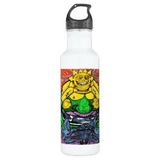 """""""En el Belly botella de agua del Sungod"""""""