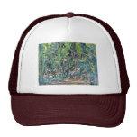 En el bosque de Fontainebleau de Paul Cézanne Gorras