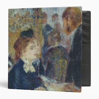 """En el café, c.1877 carpeta 1 1/2"""""""