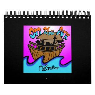 En el calendario de la arca
