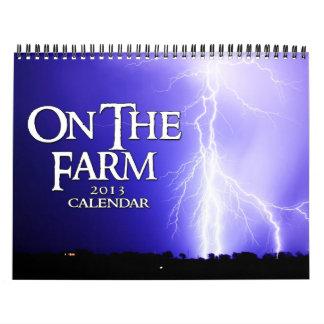 En el calendario de la granja 2013