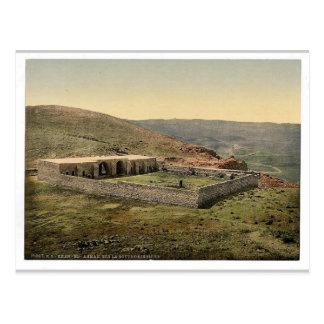 En el camino a Jericó, Khan-EL-Ahmar, Tierra Santa Postal
