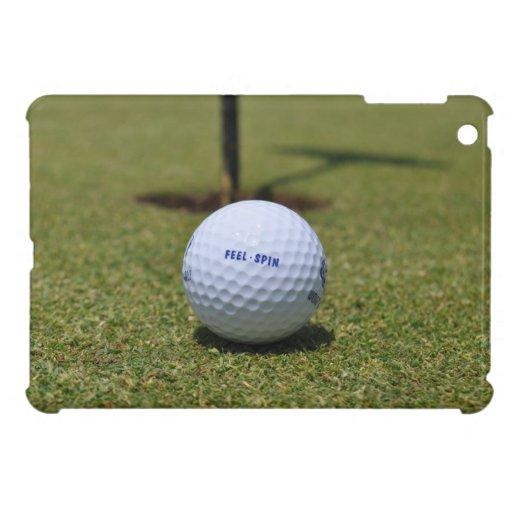 En el campo de golf iPad mini carcasas