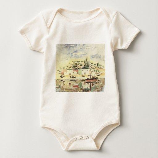 En el canal de Gualterio Gramatte Trajes De Bebé