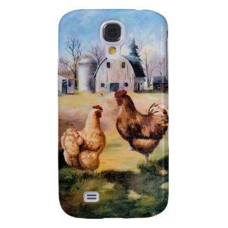 En el caso de IPhone 3 de la granja