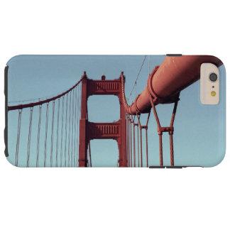 En el caso duro más del iPhone 6 de puente Golden Funda Para iPhone 6 Plus Tough