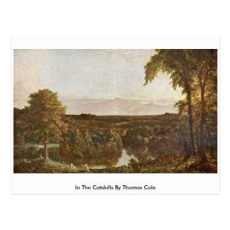 En el Catskills por el col de Thomas Tarjetas Postales