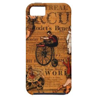 En el circo iPhone 5 carcasas