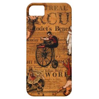 En el circo iPhone 5 fundas
