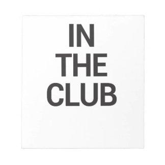 EN EL CLUB LIBRETAS PARA NOTAS