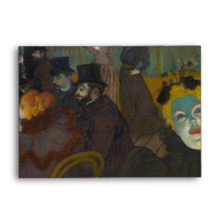 En el colorete de Enrique de Toulouse-Lautrec Sobre