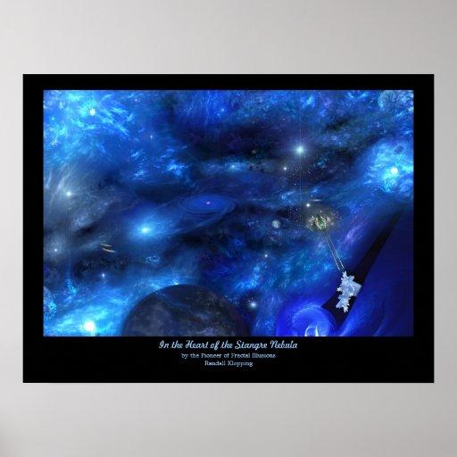 En el corazón de la nebulosa de Stangre Impresiones